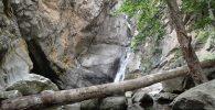 Preciosos paisajes inundan el barranco de les Anelles