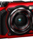 cámara fotográfica resistente al agua